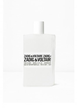 Zadig Voltaire This is her 100 ml tester